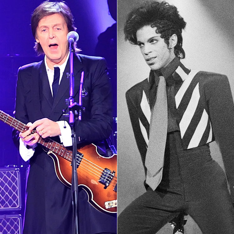 Paul McCartney covers Prince Let's Go Crazy tribute on tour - tickets