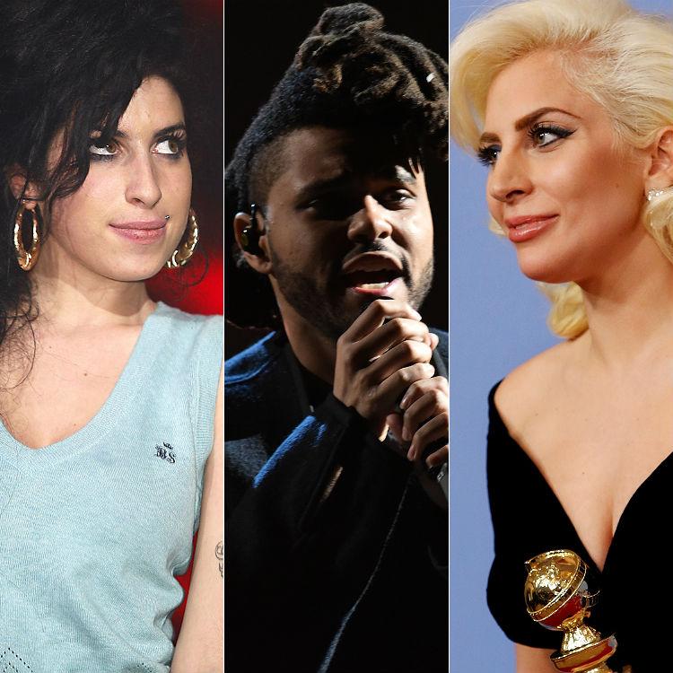 Oscar nominees 2016 feature Amy Winehouse, Sam Smith, Weeknd Lady Gaga