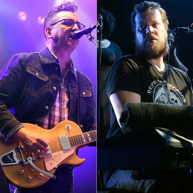 Richard Hawley, John Grant, Bill Ryder-Jones 3 Ringed Circus Sheffield