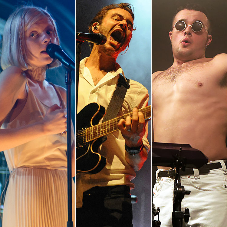 Rock En Seine 2016 lineup adds Editors, Slaves, Aurora & more, tickets