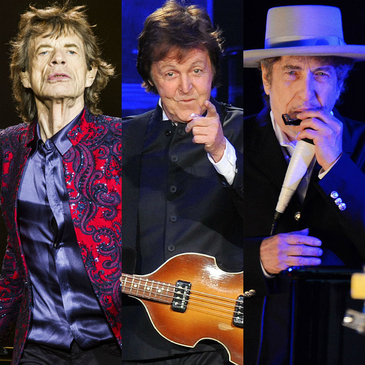 Desert Trip festival with Paul McCartney, Rolling Stones, Bob Dylan
