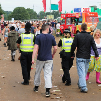 Man beaten to death near Chelmsford V Festival site