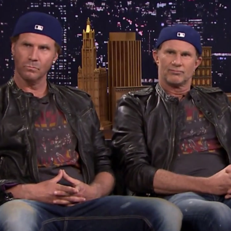 chad smith will ferrell meet and greet
