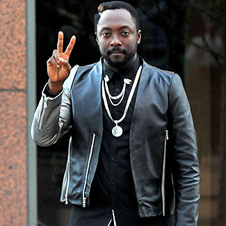 Will.i.am laughs off race remarks on UK chat show