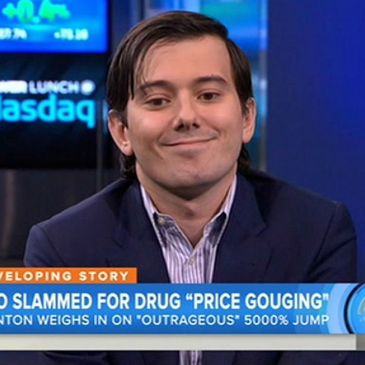 Martin Shkreli offers to buy Kanye West new album The Life Of Pablo
