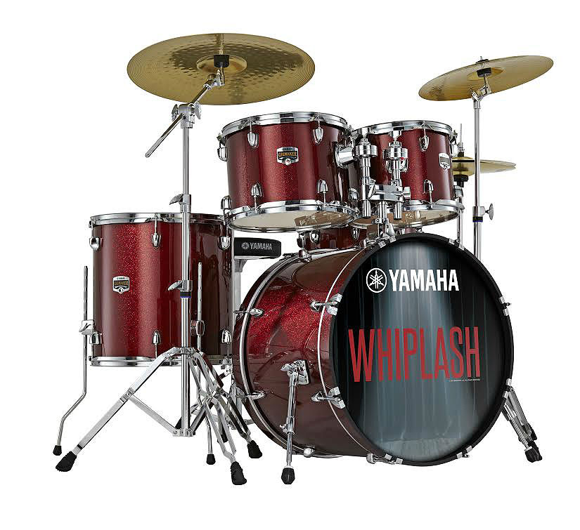 Win A Drum Kit Competition with Whiplash the film