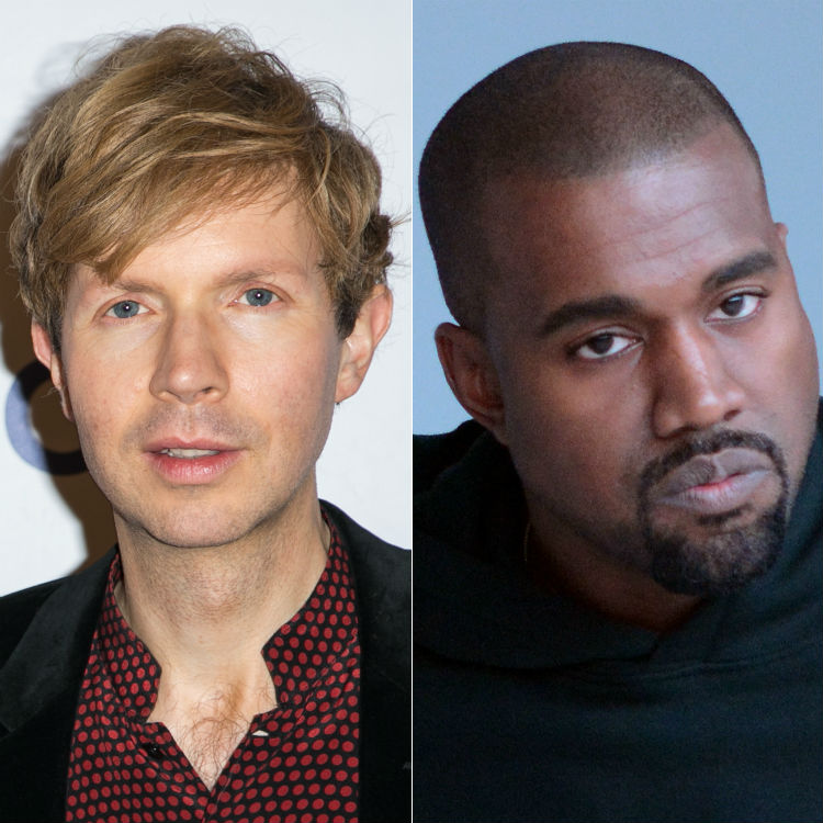 Kanye finally apologises to Beck for interrupting him on stage ...