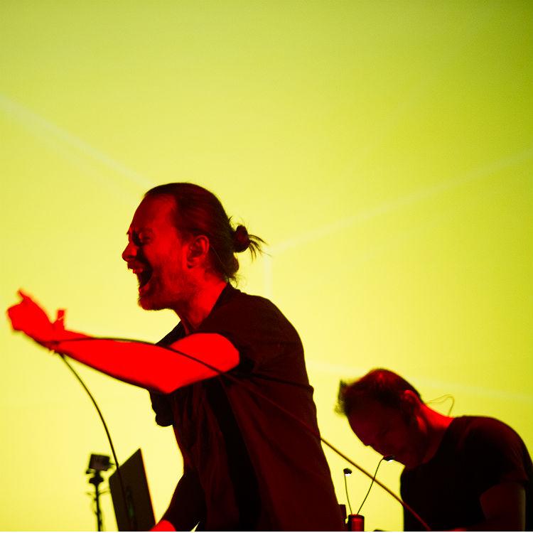 Pitchfork Paris 2015 review, photos - Thom Yorke, Father John Misty