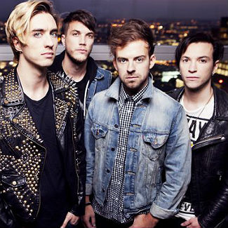 Gigwise session: Young Guns 'Bones'