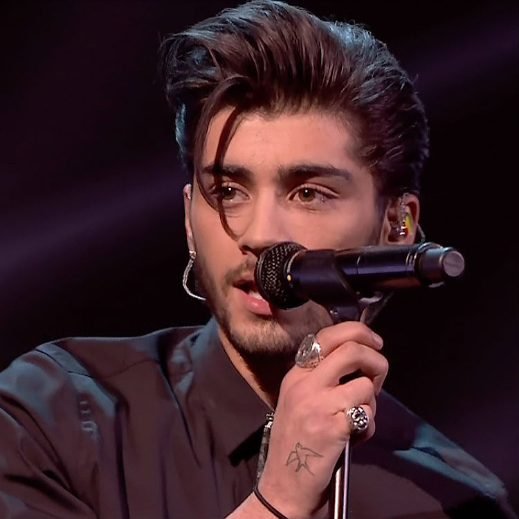 Zayn Malik speaks for first time since One Direction departure