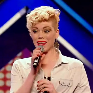 X Factor Pink tribute act Zoe Alexander 'set up by producers'