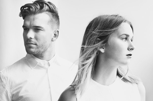 Broods live review London Electrowerkz