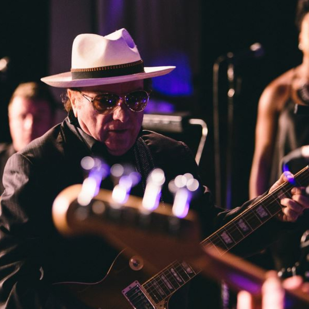 Listen to Van Morrison's new single Too Late from new album Keep Me Singing