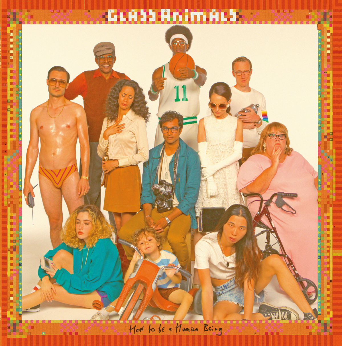 Glass Animals second album How to be a Human Being shows progress