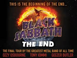 Irish Fans Final Chance to See Black Sabbath as The End Nears....