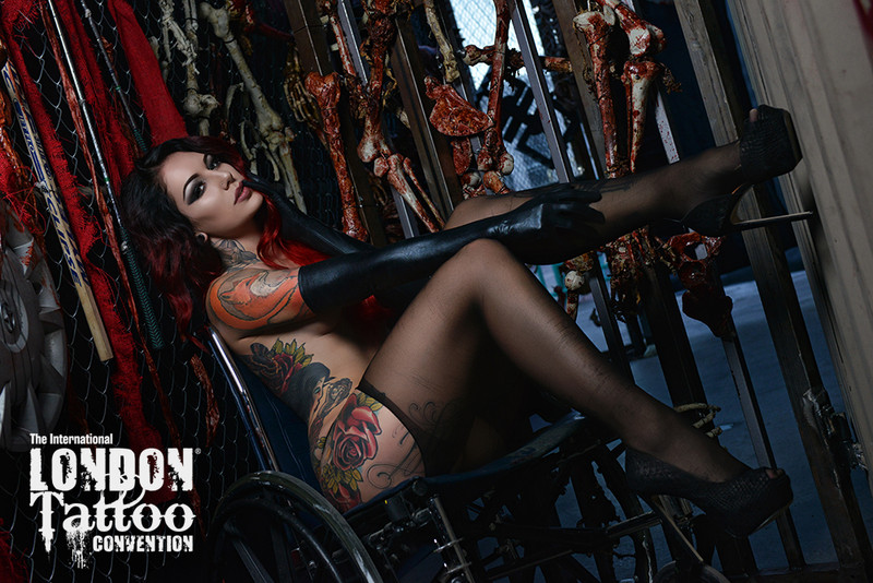 London Tattoo Convention - Ink, rock, comics and much more