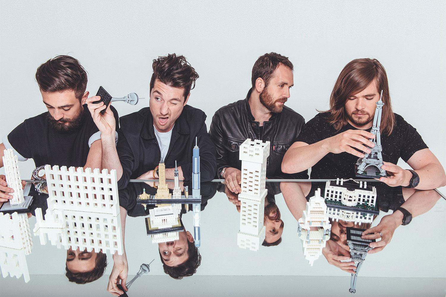 Bastille Wild World Review Good Grief The Currents
