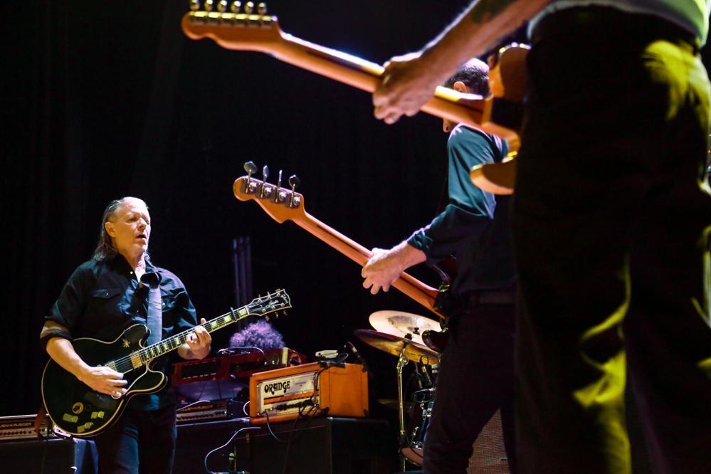 Swans Islington Assembly Hall UK tour Michael Cera new album