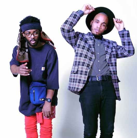 NxWorries release new track 'Get Bigger'