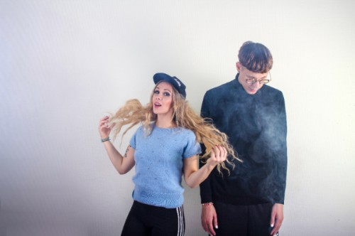 Swedish electro duo Death Team release new song 'Messed Up'