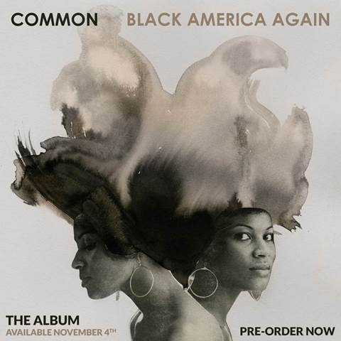 Common announces Black America Again Steve Wonder new album lyrics