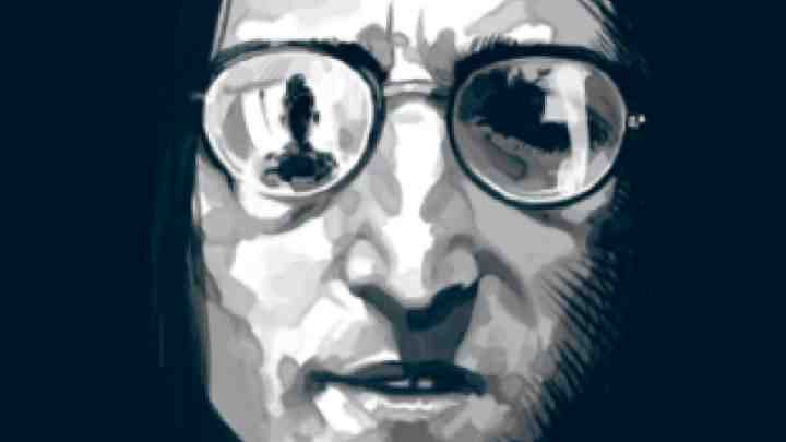 John Lennon � life story graphic novel