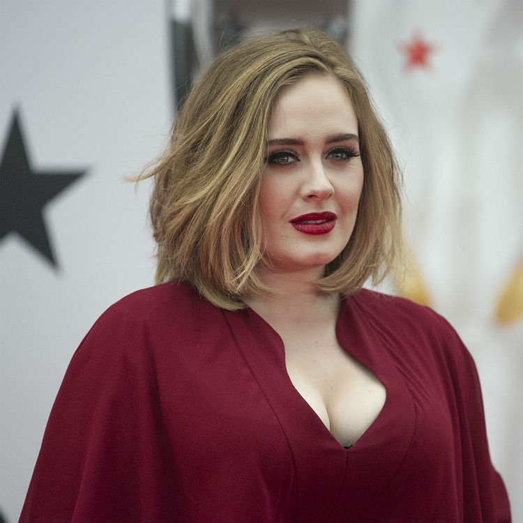 Adele makes big intervention in US election
