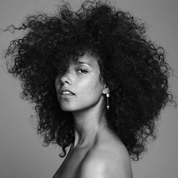 Album Review: Alicia Keys - Here