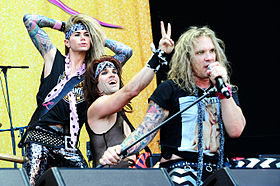 Steel Panther Return With Lower The Bar
