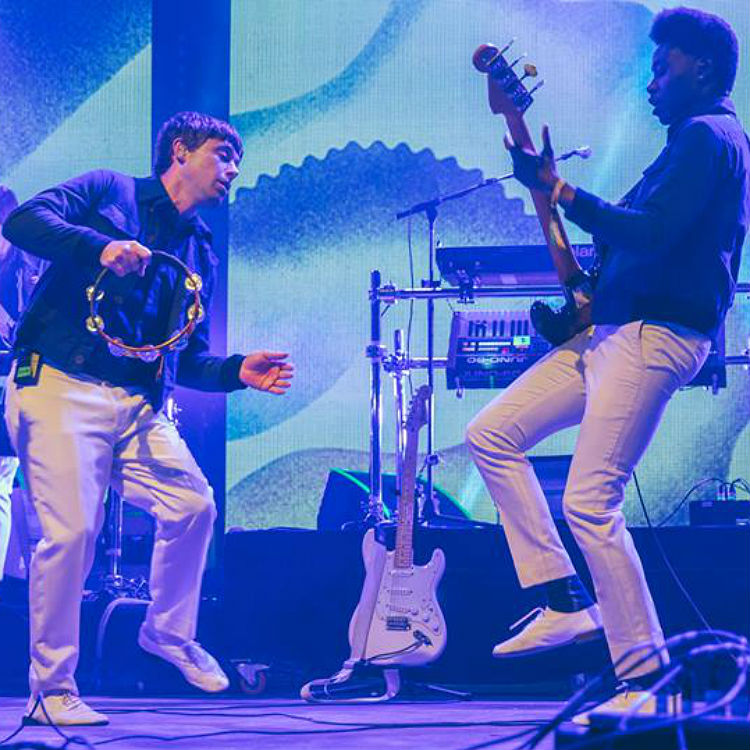 Metronomy will headline Blissfields 2017 - first acts announced