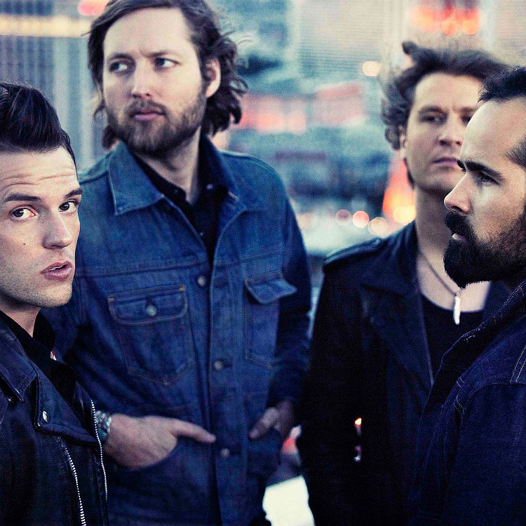 The Killers get Chinese restaurant chain to donate to charity following lyric dispute