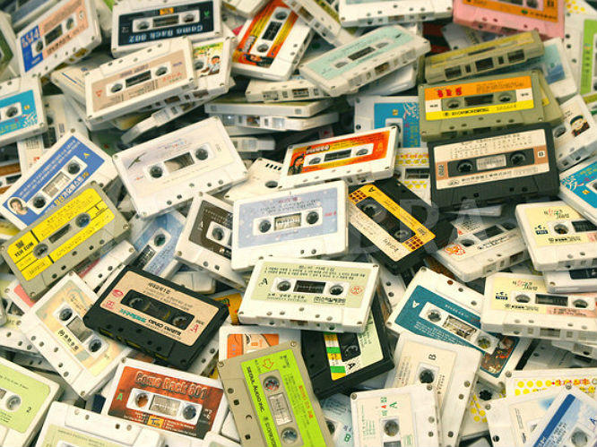 Cassette album sales almost doubled in 2016