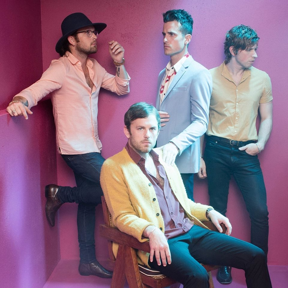 Kings of Leon add two new dates to UK tour