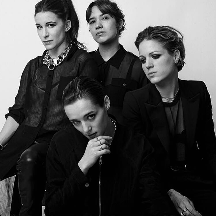 Savages set to perform at NOS Alive 2017