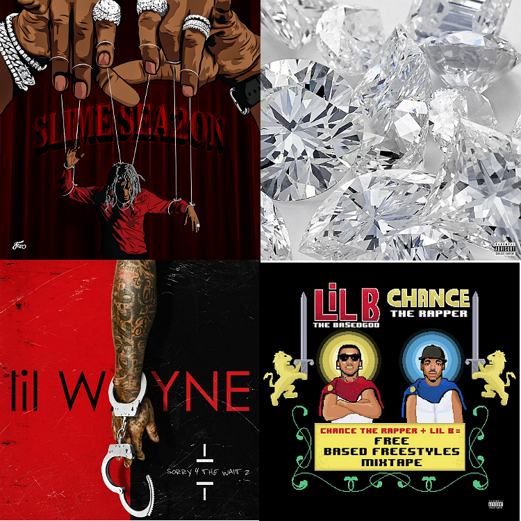 10 greatest free legal mixtapes of 2015 to download right now