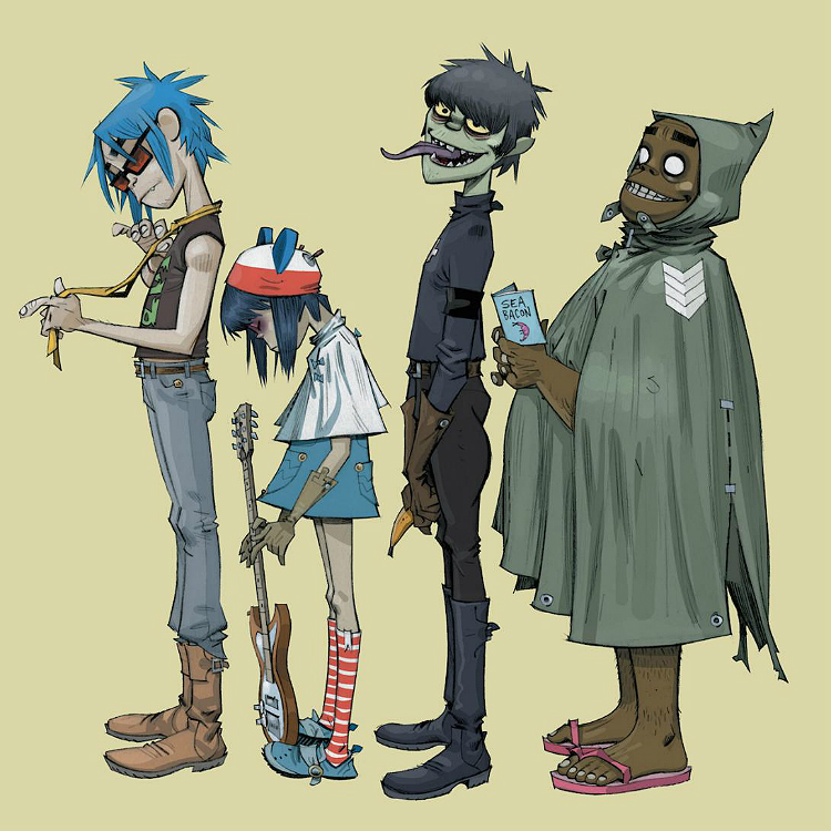 Gorillaz new album 2016 update, Damon Albarn interview