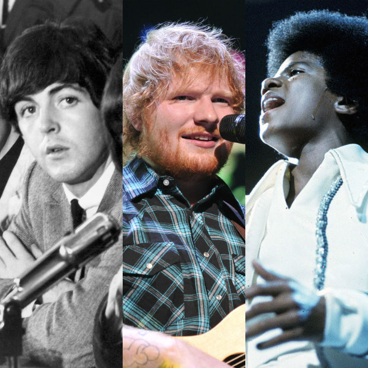 Famous real song meanings, what about Ed Sheeran, Beatles