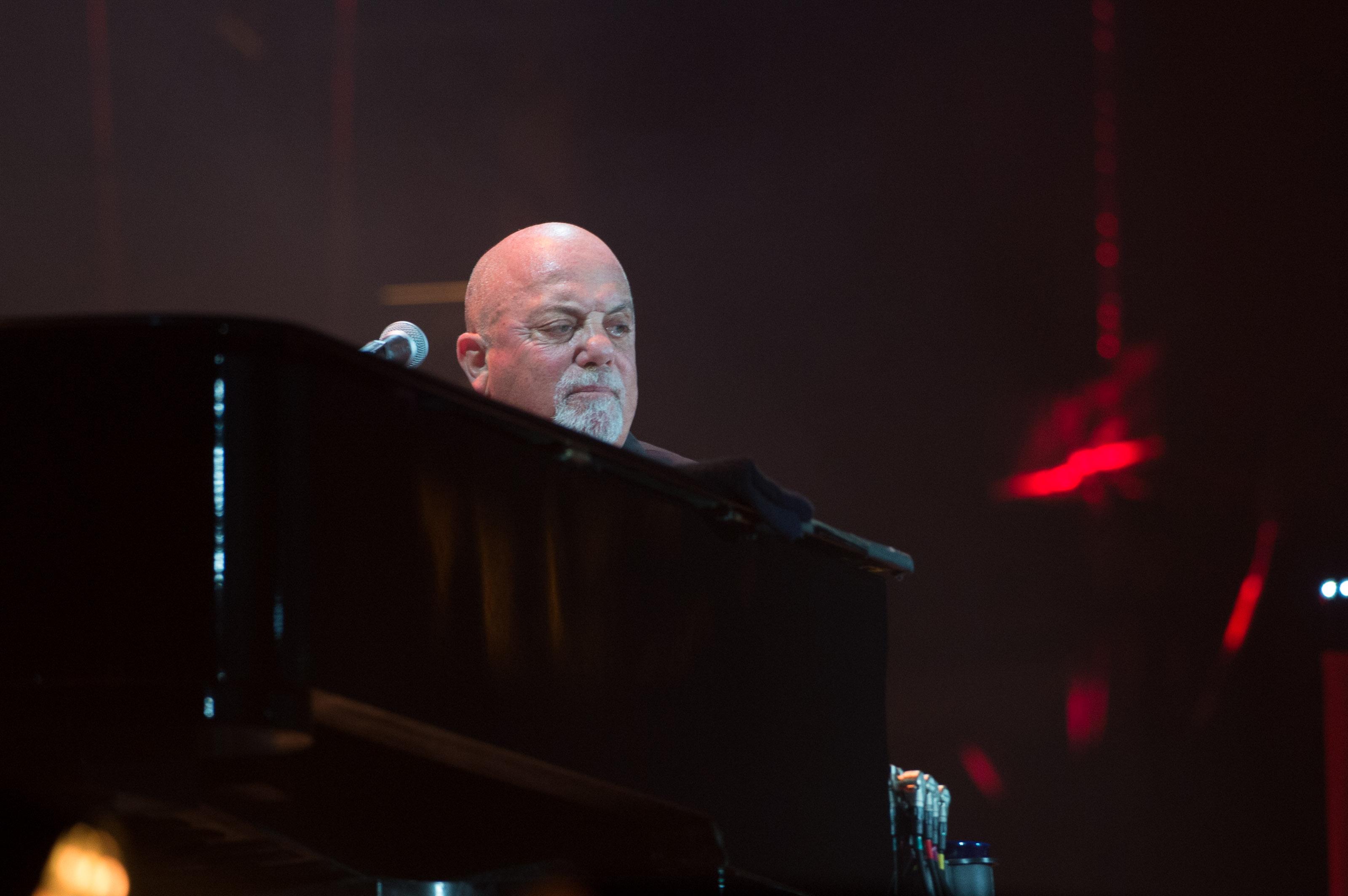 Billy Joel Returns to Wrigley Field in Chicago, Illinois, 8/26/16