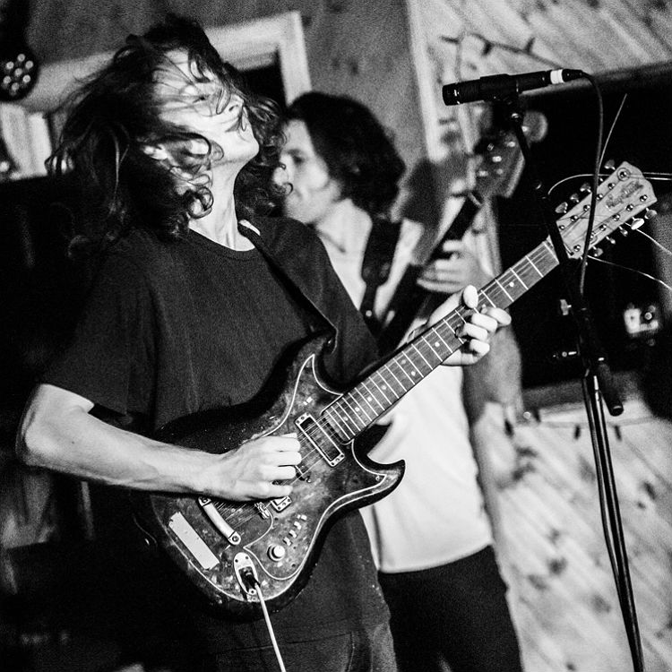 23 photos of King Gizzard playing Hackney at 2pm