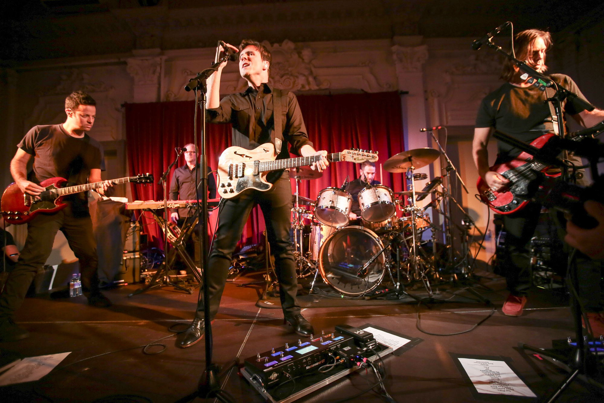 Jimmy Eat World and Moses at Bush Hall live