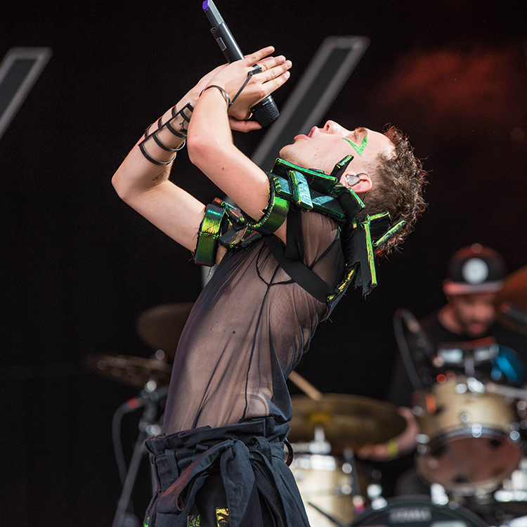 Years & Years at Bestival 2016 in awesome photos