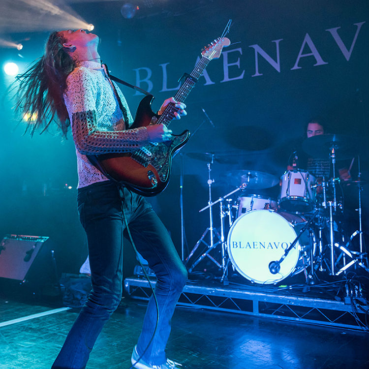 Blaenavon photos Scala Gregory Benjamin Transgressive Records