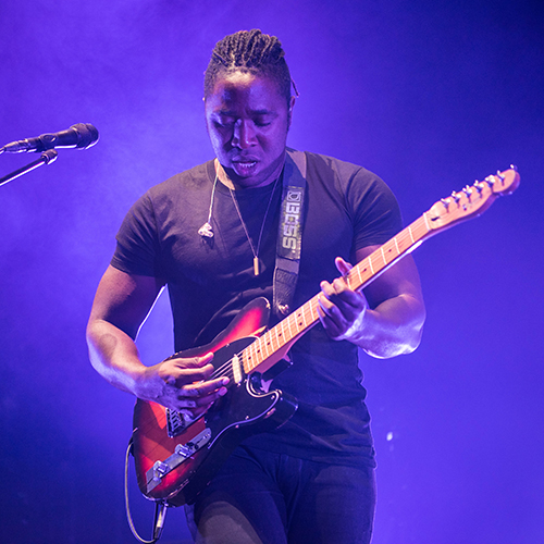 12 stunning photos of Bloc Party at Roundhouse