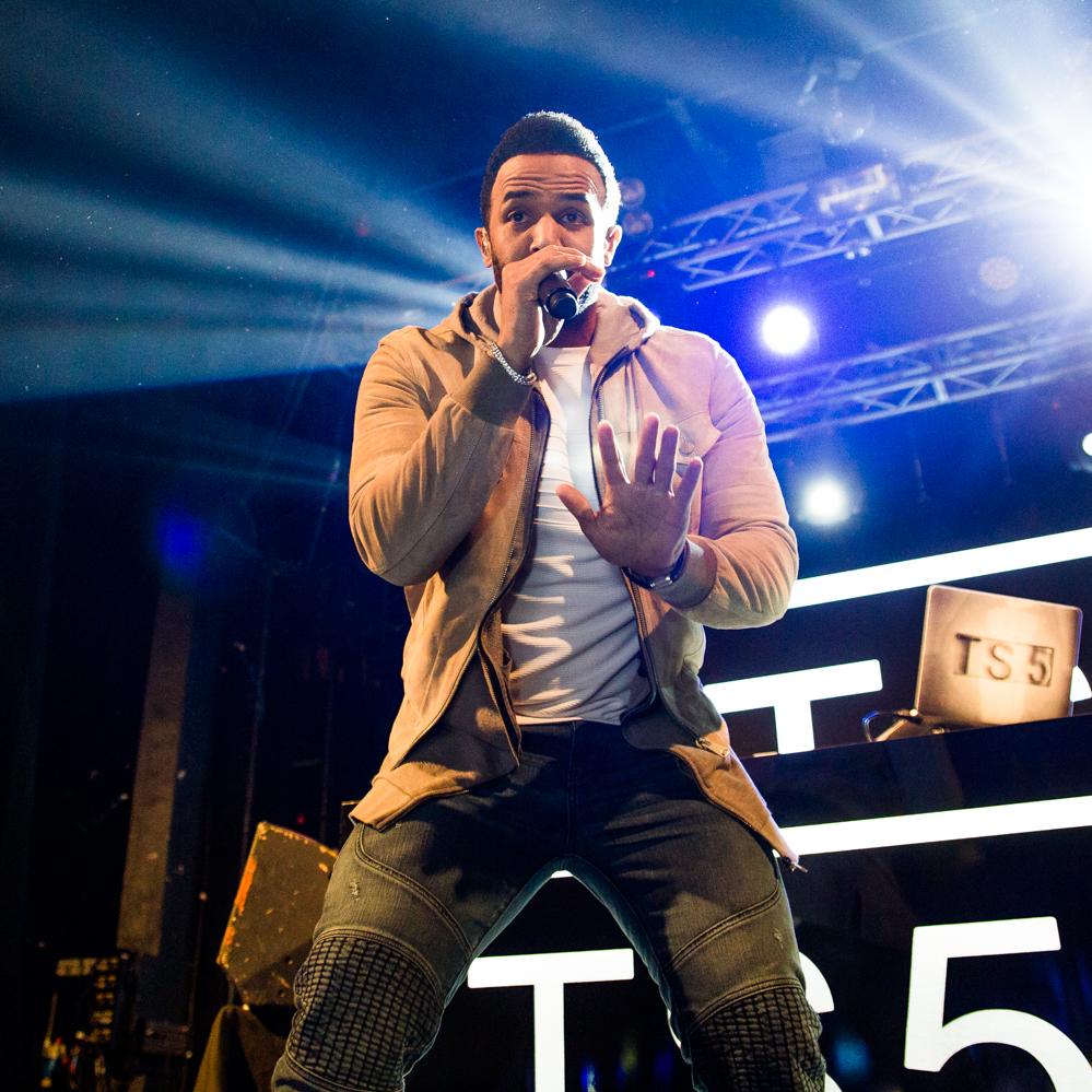 electric Brixton Craig David gig review photos tour 7 days