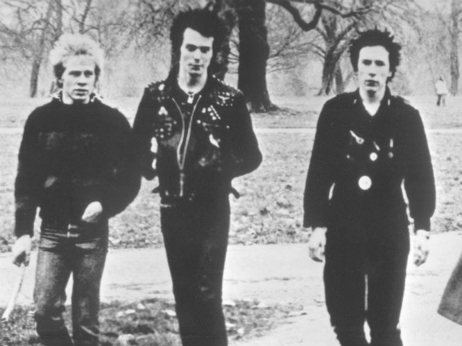 The Sex Pistols: The inspiration behind Sid Vicious' name came from the Lou Reed song 'Vicious'. After John Lydon's hamster tried to bite Sid he'd tease him by singing the lyrics: �Oh, your Sid is Vicious�.