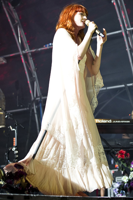 the voice christina aguilera 6 7 2011. Florence + the Machine. 7 of