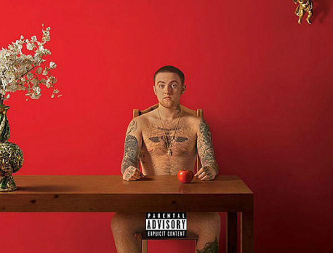Mac Miller 'Watching Movies With The Sound Off'