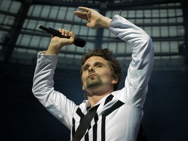 Muse have always been open about their dalliances with magic mushrooms. The band admit that most of the sessions for Origin of Symmetry were famously recorded when they were 'shroomed up. In a recent interview with Q Magazine, frontman Matt Bellamy said: