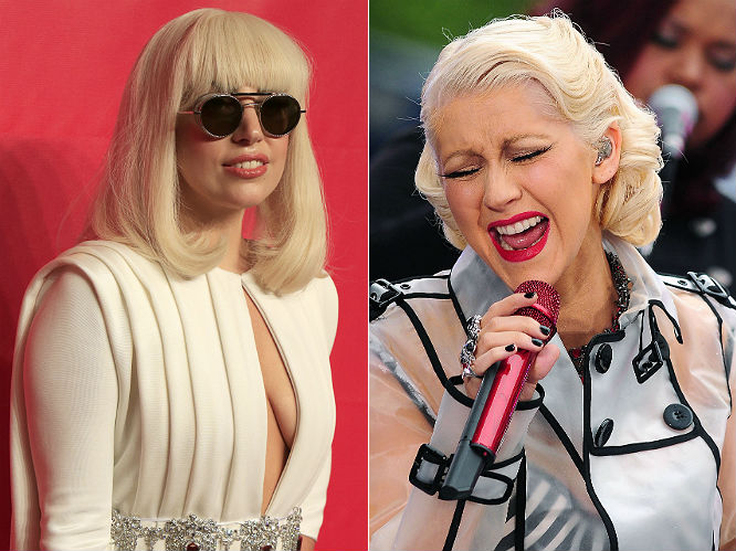 8. A special appearance from�?: ARTPOP isn't exactly a feature-heavy record; TI, Too $hort and Twista feature on 'Jewels N' Drugs', R Kelly lends his vocals to 'Do What U Want' and that's pretty much it. However, with the new Christina Aguilera-assisted version of 'Do What U Want', could we see a special appearance from the warbly-voiced singer?