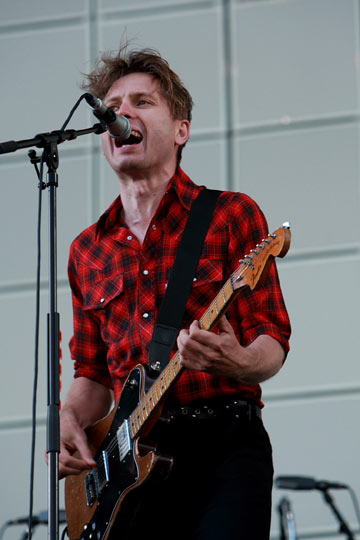 Franz Ferdinand @ T in the Park 2009 (Duncan Gerrie) 